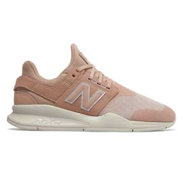 New Balance 247, Pink Sand with Moonbeam