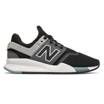 New Balance 247v2, Black with Magnet