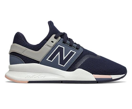 et balance pétrole rev blanc chaussures 247 lite new bleu rdCBoxe