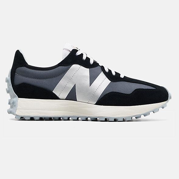 New Balance 327系列女款复古休闲鞋, WS327CPA