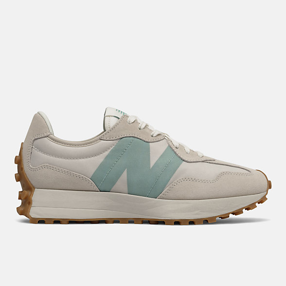 New Balance 327系列女款复古休闲鞋, WS327HG1
