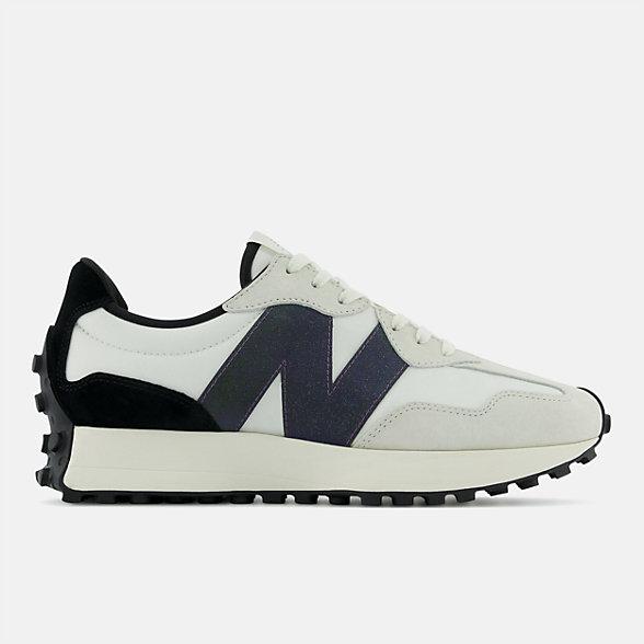 New Balance Sydney X NB Pack327系列女款复古休闲鞋, WS327SYY