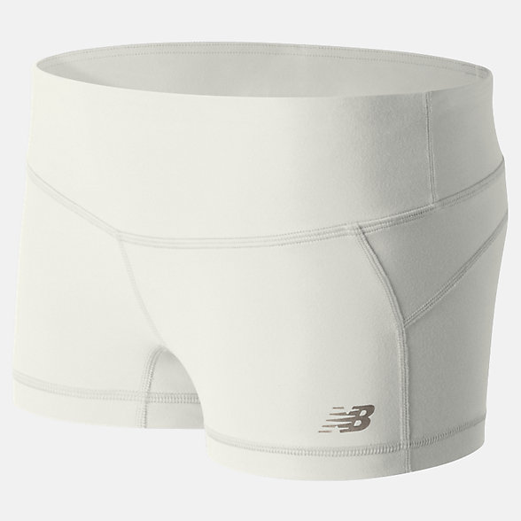 New Balance Premium Performance Short, WS53106WT