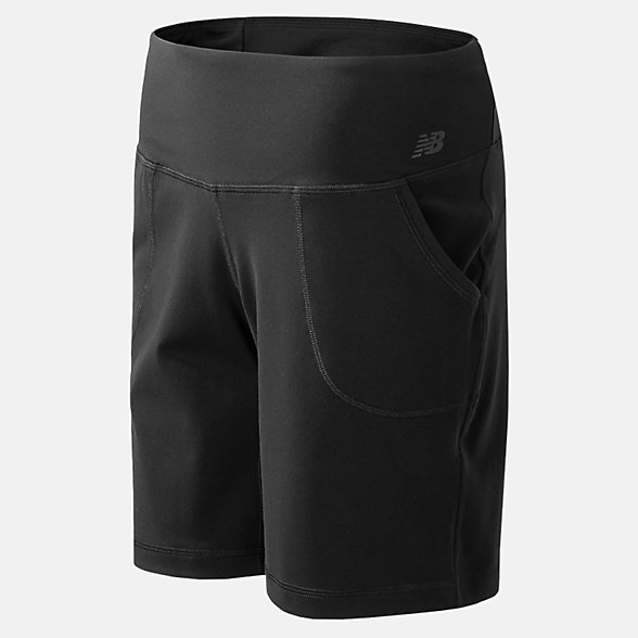 New Balance Premium Performance 8 Inch Short, WS53140BK