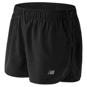 New Balance Accelerate 2.5 Inch Short, Black
