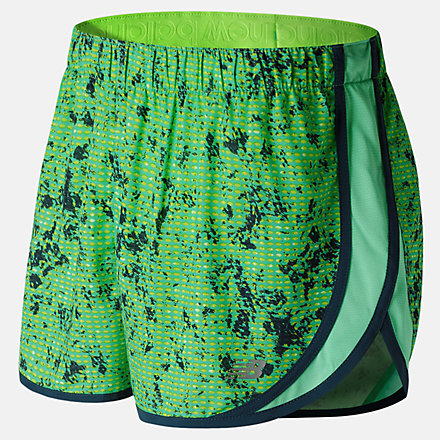 New Balance Accelerate 2.5 Inch Printed Short, WS53163LWF image number null