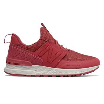 New Balance 574 Sport, Earth Red
