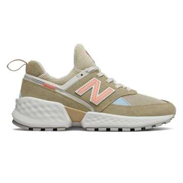 New Balance 574 Sport, Incense with White Peach