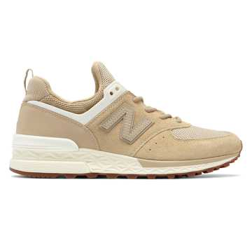 New Balance 574 Sport, Incense with Angora