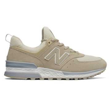 New Balance 574 Sport, Bone with Angora