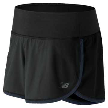 New Balance Impact 3 Inch Short, Black