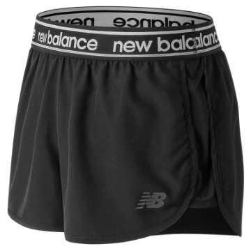 New Balance Accelerate 2.5 Inch Short, Black