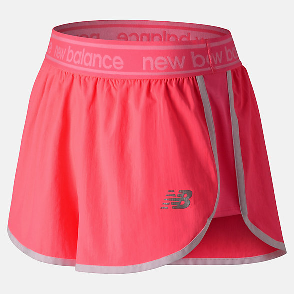 New Balance Short Accelerate 6,4cm, WS81134GUA
