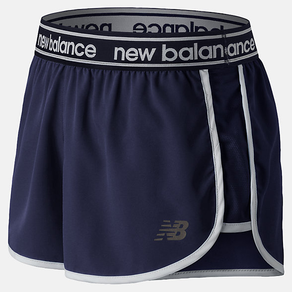 New Balance Accelerate 2.5 Inch Short, WS81134PGM