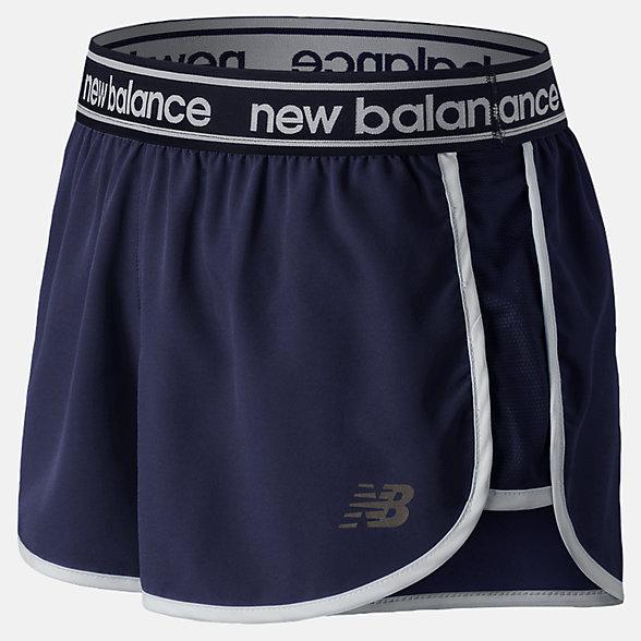 New Balance Short Accelerate 6,4cm, WS81134PGM
