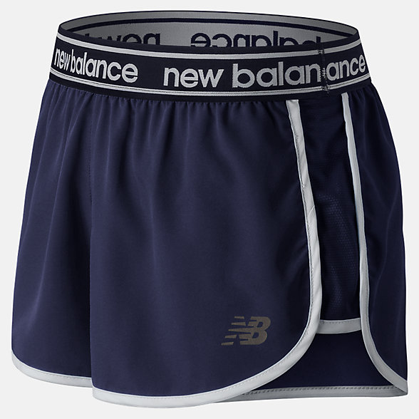 New Balance Short Accelerate 6,4 cm, WS81134PGM