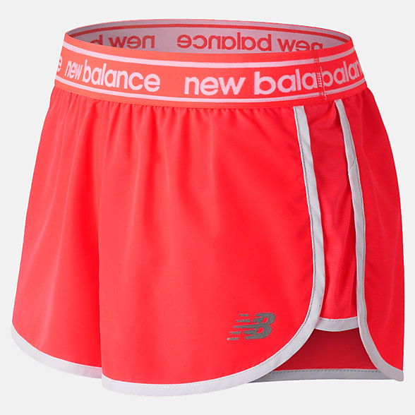 New Balance Accelerate 2.5 Inch Short, WS81134VCO