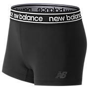 New Balance Accelerate Hotshort, Black