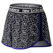 New Balance Printed Accelerate 2.5 Inch Short, Black Print