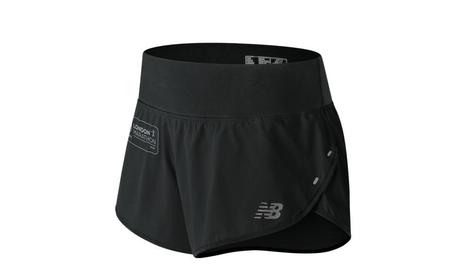 new balance shorts damen