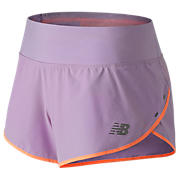 New Balance 3 Inch Impact Short, Violet Glo