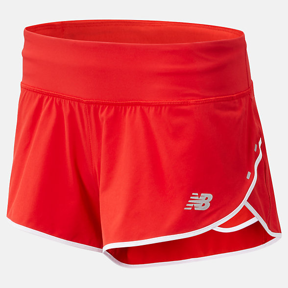 New Balance 3 Inch Impact Short, WS81260VLR