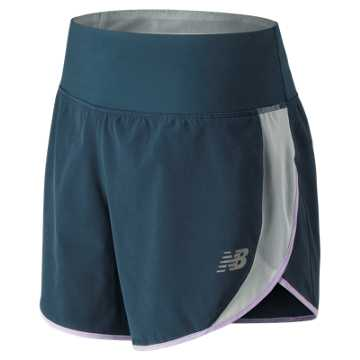New Balance 5 Inch Impact Short, North Sea