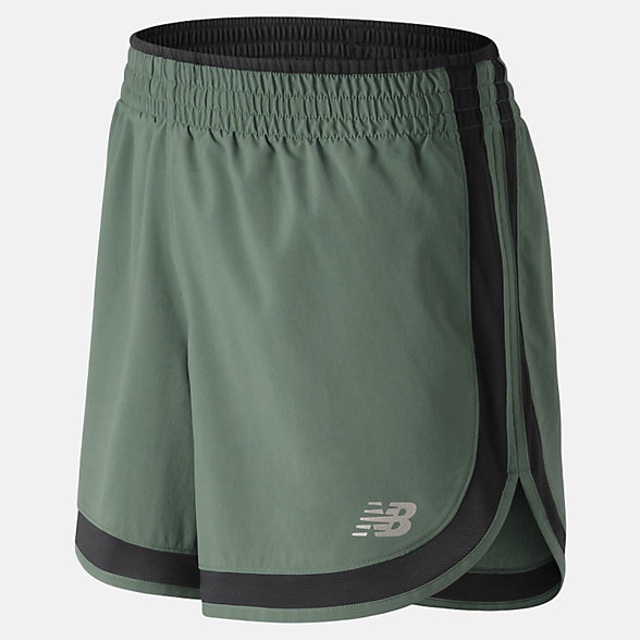 New Balance Short Accelerate 13 cm, WS81294FRO