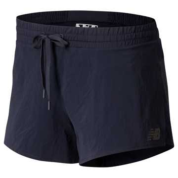 New Balance Run 4 Life Q Speed Track Short, Eclipse