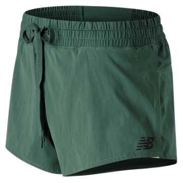 New Balance Q Speed Track Short, Dark Agave