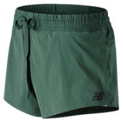 New Balance Short de piste Q Speed, Agave foncée