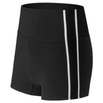 New Balance Studio Enlightened Short, Black