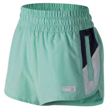 New Balance NB Athletics Wind Short, Light Reef