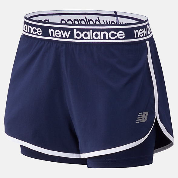 New Balance Relentless 2 In 1 Short, WS93172PGM