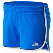 New Balance Essentials Stacked Short, Vivid Cobalt