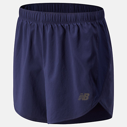 New Balance Core 5 in Woven Short No Brief, WS93828PGM image number null