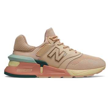 New Balance 997 Sport, Sandstone with White Agave