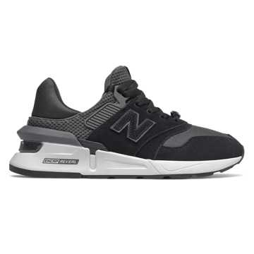 New Balance 997 Sport, Black with Magnet