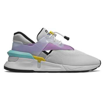 New Balance 997 Sport, Arctic Fox with Deep Violet Glo