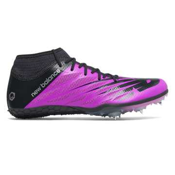 New Balance SD100 Spike, Voltage Violet with Black