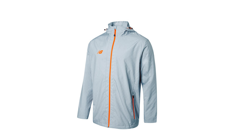 e72ff0f1c2895 Men's Apparel Size & Fit Chart. Tech Training Best Woven Jacket