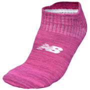 New Balance Woman's Heather Invisible 3 Pk, Multi Color