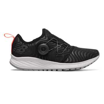 New Balance FuelCore Sonic v2 Boa Fit System, Black with Dragonfly