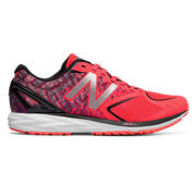 NB New Balance Strobe v2, Vivid Coral with Black & Fiji