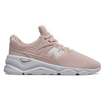 New Balance X-90, Oyster Pink with Sea Salt