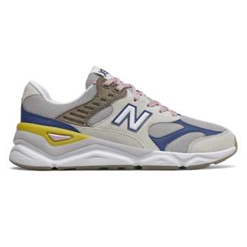New Balance Reformation X-90 Reconstructed, Sea Salt with Andromeda Blue