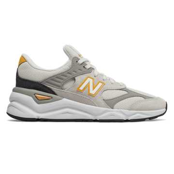 New Balance X-90 Reconstructed, Nimbus Cloud with Team Away Grey
