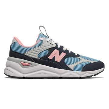 New Balance X-90 Reconstructed, Thunder with Summer Sky