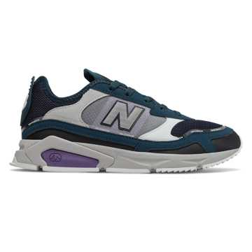 New Balance X-Racer, Supercell with Black & Violet Fluorite