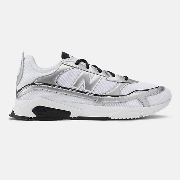 New Balance X-RACER女款复古休闲运动鞋, WSXRCHLC